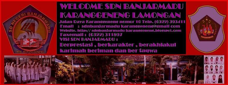 SDN BANJARMADU KARANGGENENG LAMONGAN