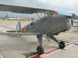 Bücker Bü 1131 E-3 Jungmann de l'FPAC.