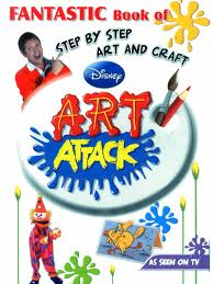 Disney Art Attack Oyunu 