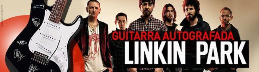 Participar promoção Jovem Pan guitarra autografada