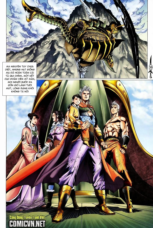 Thần Binh Huyền Kỳ II Chap 100 - Trang 36