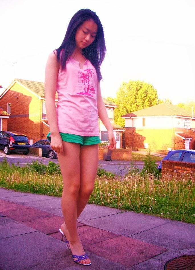 Girl in lost love