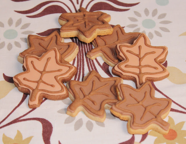 Galletas de canela y chocolate
