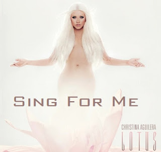 Christina Aguilera - Sing For Me Lyrics 2012