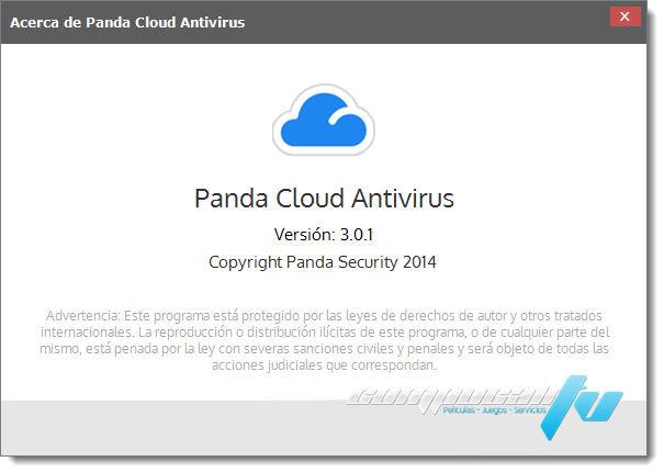 Panda Cloud Antivirus PRO Español