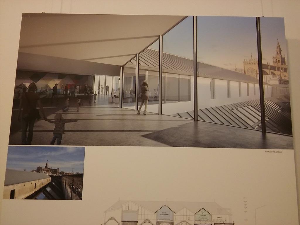 Cultura de sevilla el colegio de arquitectos acoge la - Colegio de arquitectos sevilla ...