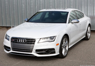 2013 Audi A7 Reviews and Ratings