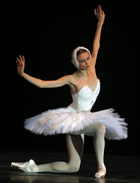SVETLANA SHAKAROVA. Bailarina.