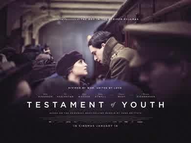 Jadwal Tayang, Sinopsis, Daftar Pemain Film Testament of Youth
