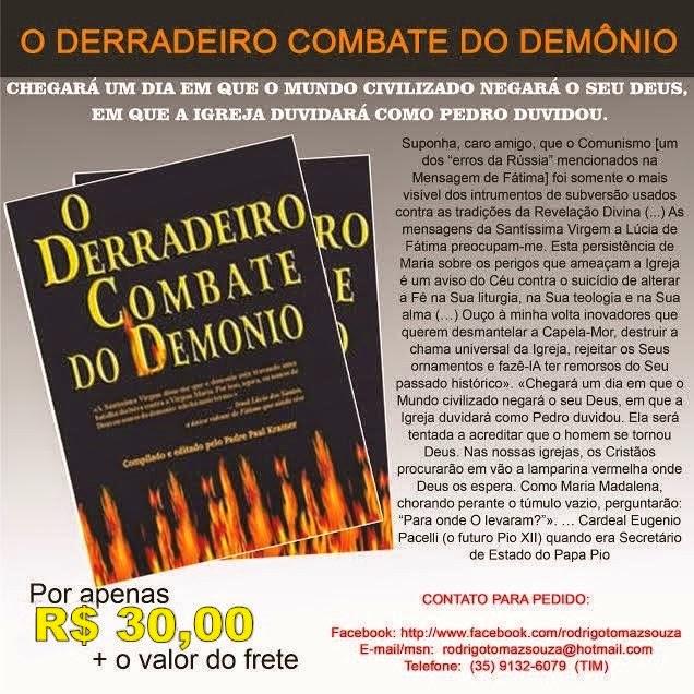 Livro: O Derradeiro Combate