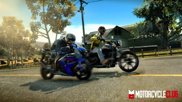 Download Game PC Gratis Motorcycle Club-CODEX