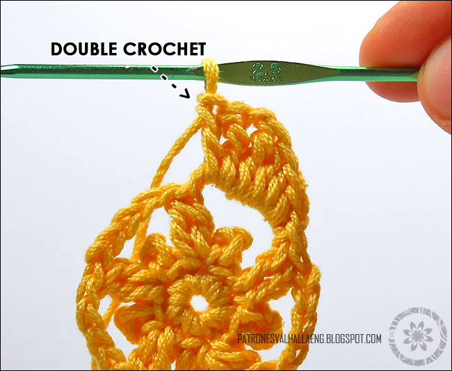 How To Crochet A Star 4 Patrones Valhalla Free Crochet Patterns