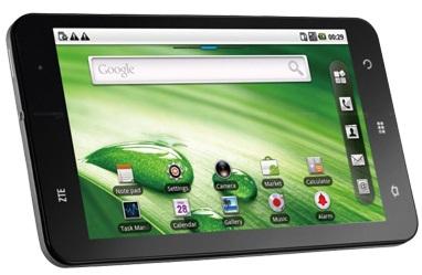 tablet zte light pro