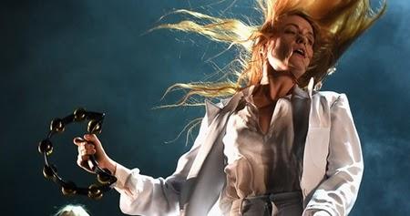 Florence And The Machine Glastonbury Dog Days