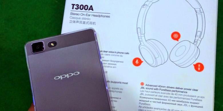 Oppo R5 Diserbu Pembeli Di Mega Bazaar