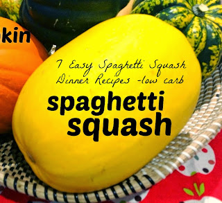 7 Easy Spaghetti Squash Dinner Recipes from Gluten Free A-Z