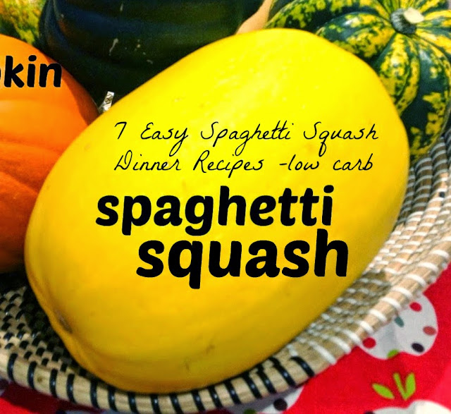 Large yellow spaghetti squash