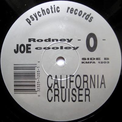 Rodney -O- Joe Cooley – Humps For The Blvd. (1993, VLS, 192)