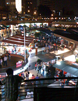 The Larcomar Mall, Lima, Peru