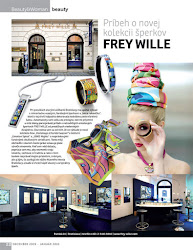 Cooperation with Frey Wille