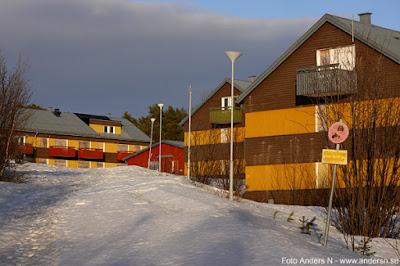 Svappavaara, Solbacken