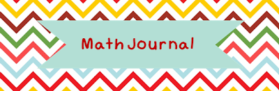 A Modern Teacher Free Math Journal Labels