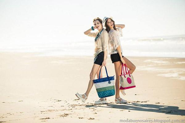 Moda bolsos y carteras primavera verano 2015 XL.