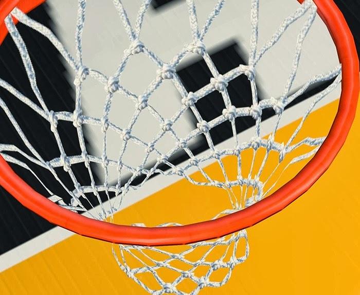 NBA 2k14 Basketball Net Mods - With Knots