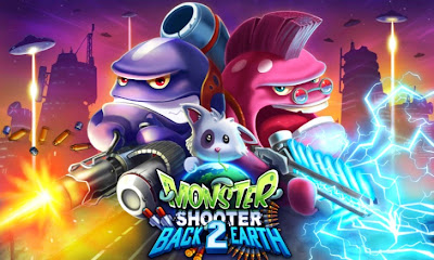 Free Download Monster Shooter 2 v1.0 Unlimited Money APK + DATA Android