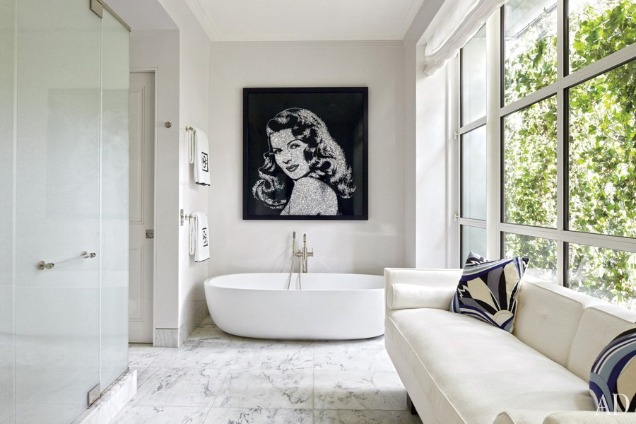 Loveisspeed A Cutting Edge New York City Townhouse Interior Designer Delphine Krakoff