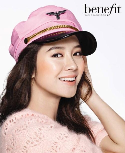 Song Ji Hyo CF Benefit