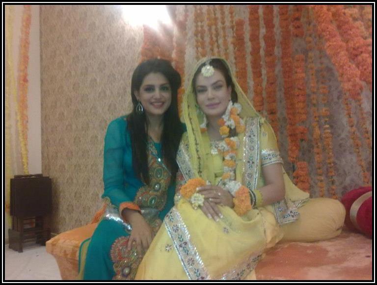 Sadia Imam Wedding Images