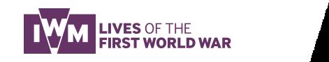 IWM Lives of the First World War logo