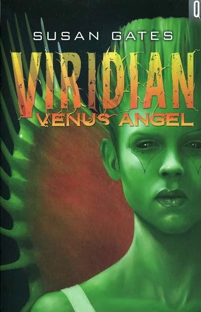 Viridian Venus Angel