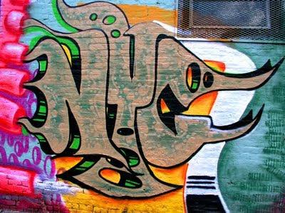 2-NY Graffiti Letters 2011
