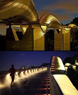 Unusual Beautiful Bridge