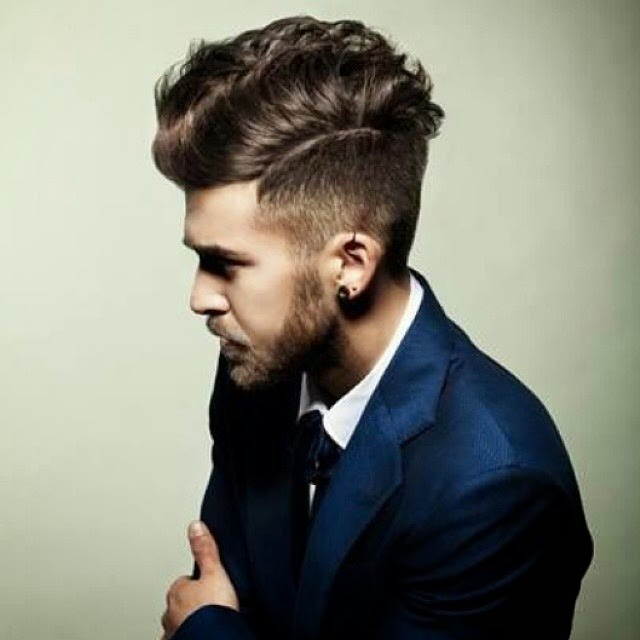 New Model Hair Style : men hair fashion trends 2015 2016 new models haircuts short long ...