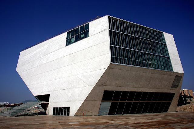 Casa da Música em Porto