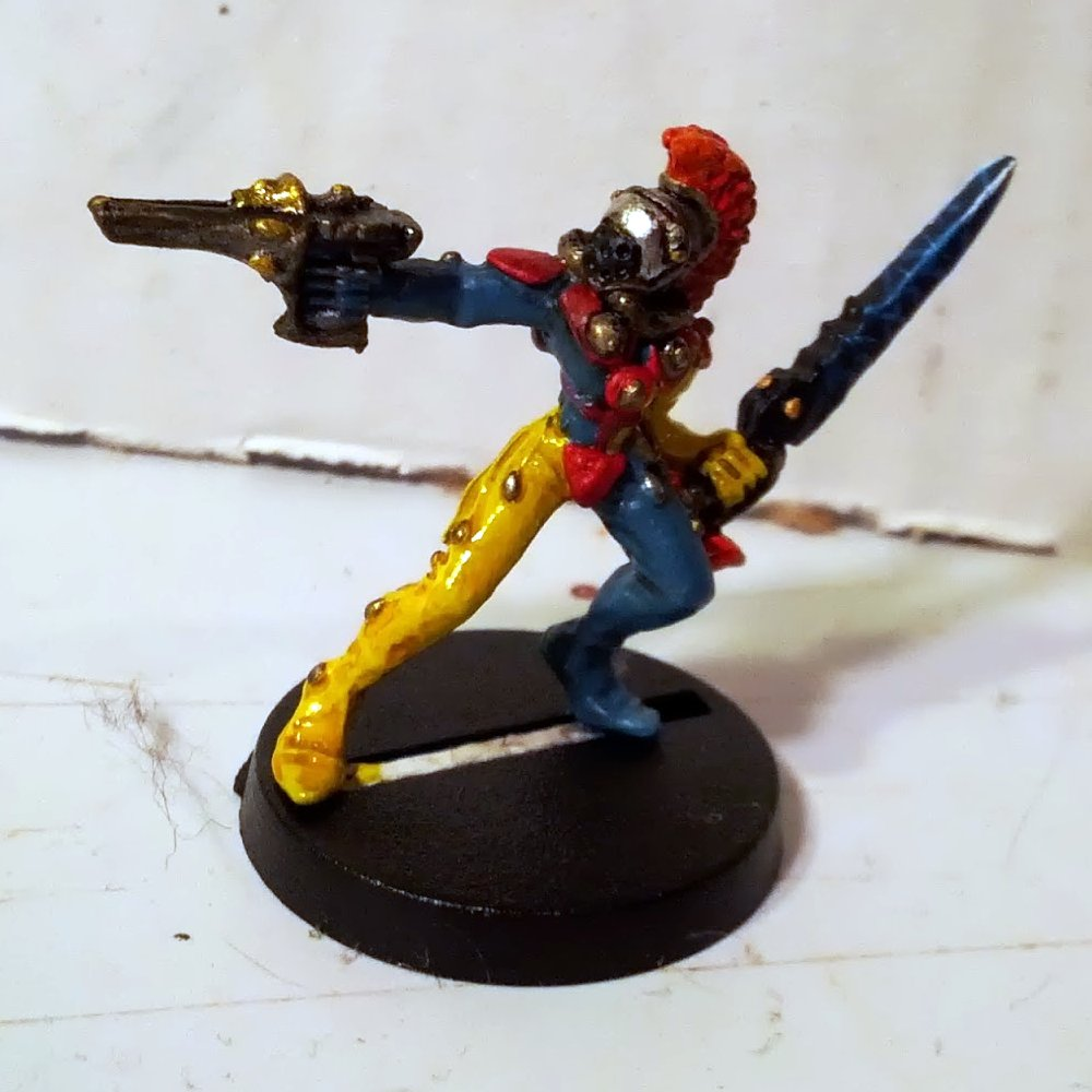 Man Cave Brats : Gwpertinent minis painted for me