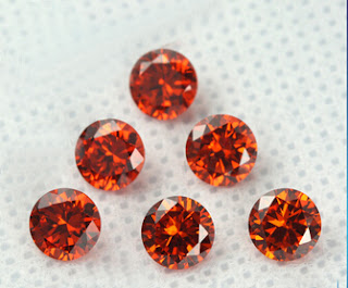Cubic_Zirconia_Orange_Red_Color_0.8mm_Gemstones_China_Wholesale