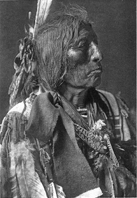 Sioux warrior and medicine man