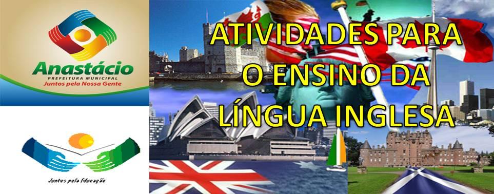 Atividades para a Língua Inglesa
