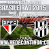 SÃO PAULO x PONTE PRETA - BRASILEIRÃO - 29/08 - 21hs