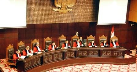 Mahkamah Konstitusi Tolak Gugatan atas Perppu Ormas
