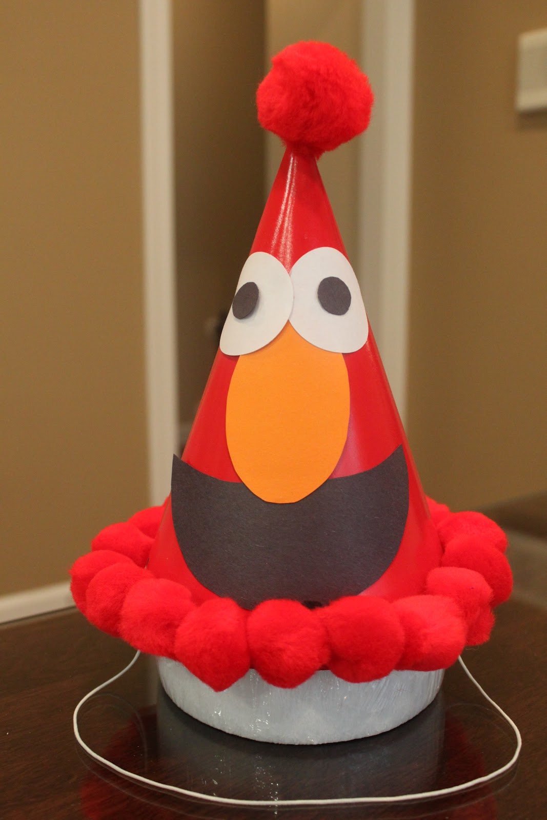 Keeping Up With The Kiddos Sidneys Elmo Birthday Party