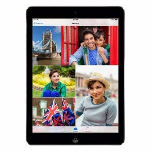 Buy Apple iPad Air (16GB, WiFi + Cellular), Space Grey at Rs. 29,999 Only