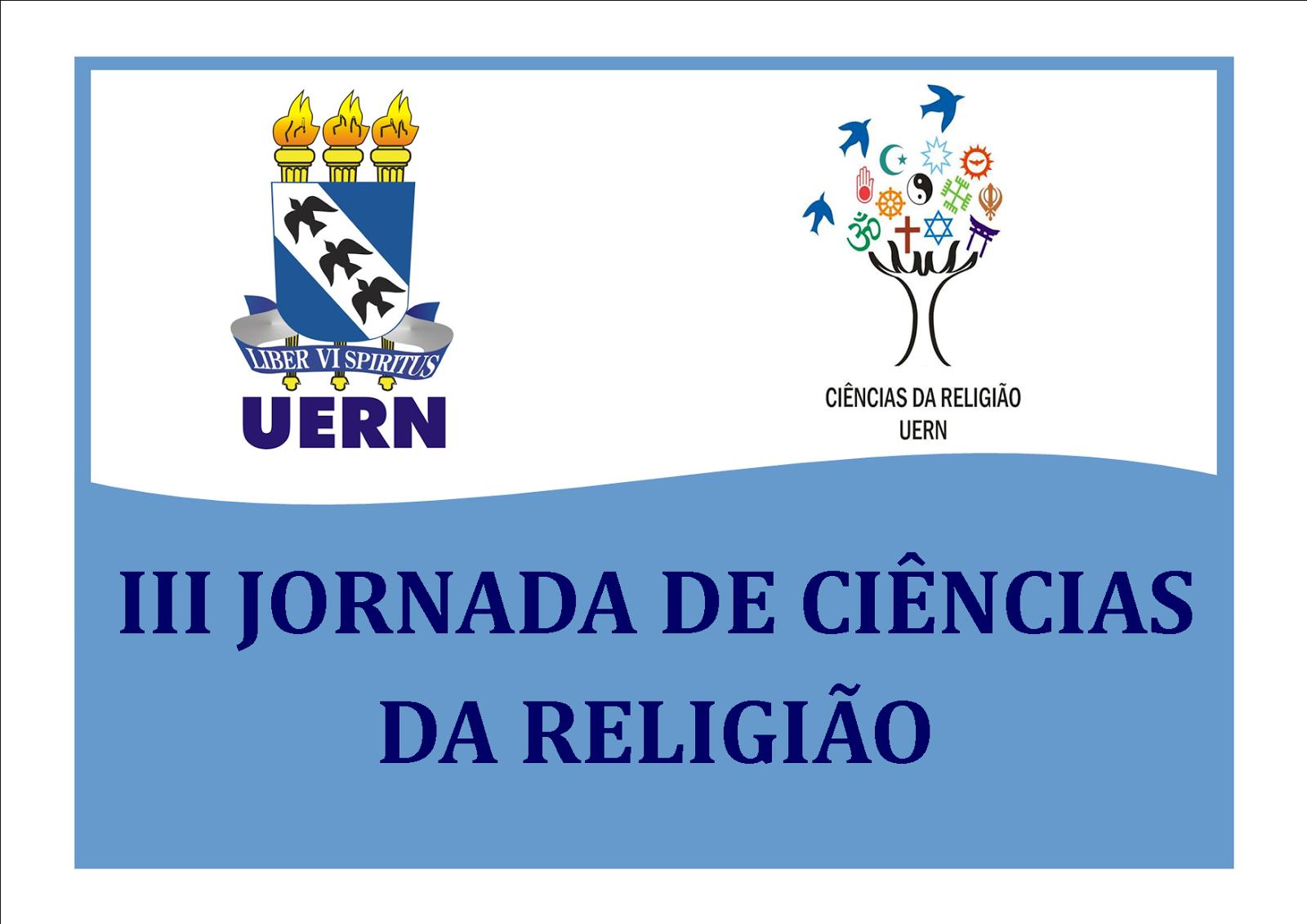 III Jornada de Ciências da Religião