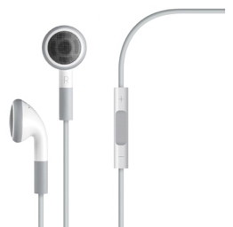 Apple iPhone Headphones Hidden Controls