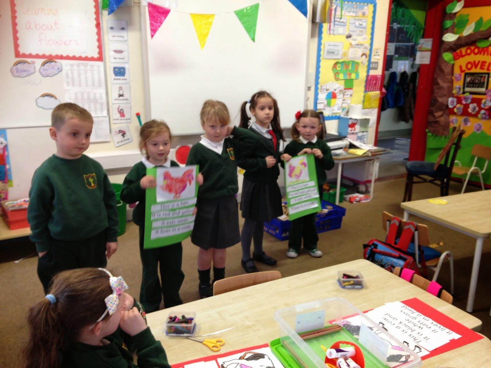 Junior Classroom Ideas ~ Junior and senior infants the farm