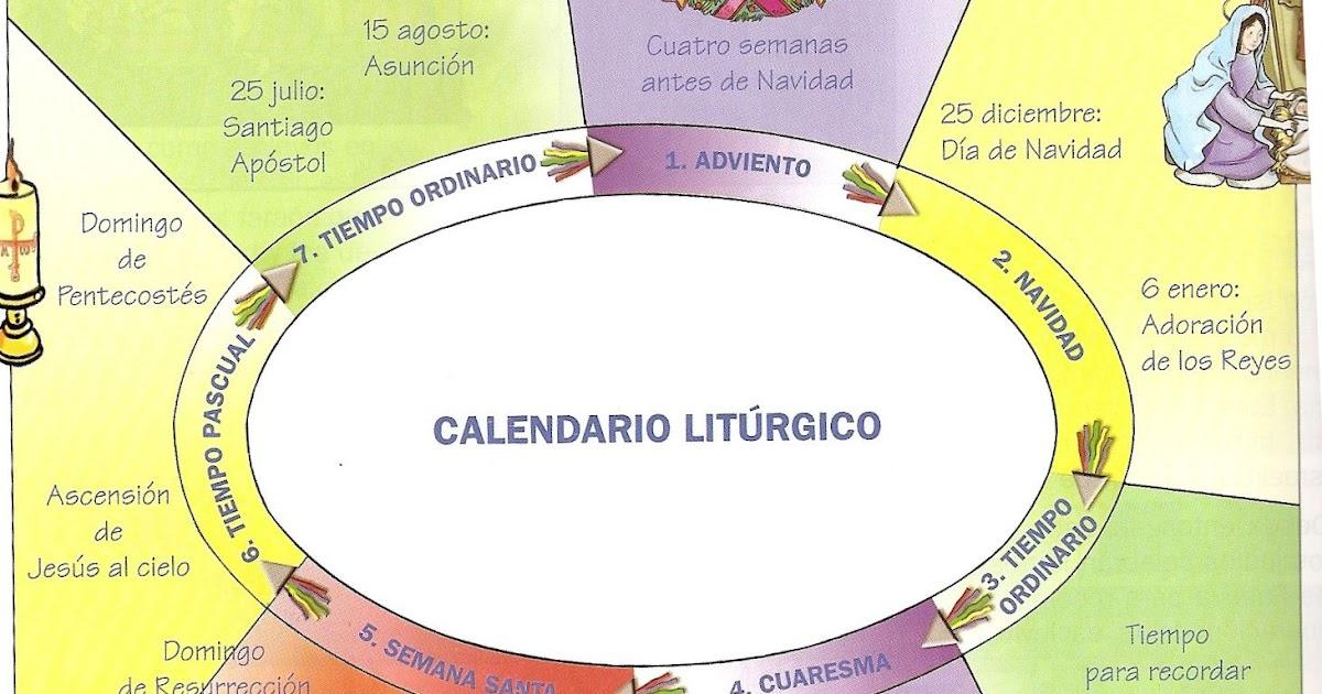 Calendario liturgico 2016 for Ciudad redonda calendario